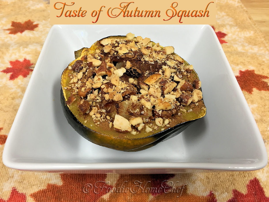 Taste of Autumn Squash