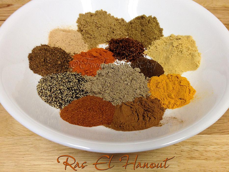 Ras El Hanout - Moroccan Spice Blend