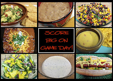 Super Bowl & Game Day Recipes