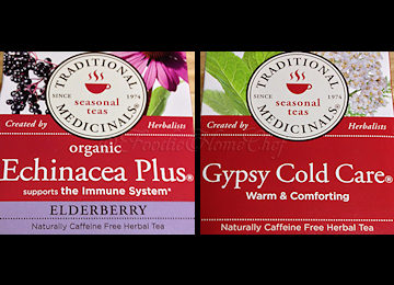 Herbal Teas for Colds & Flu