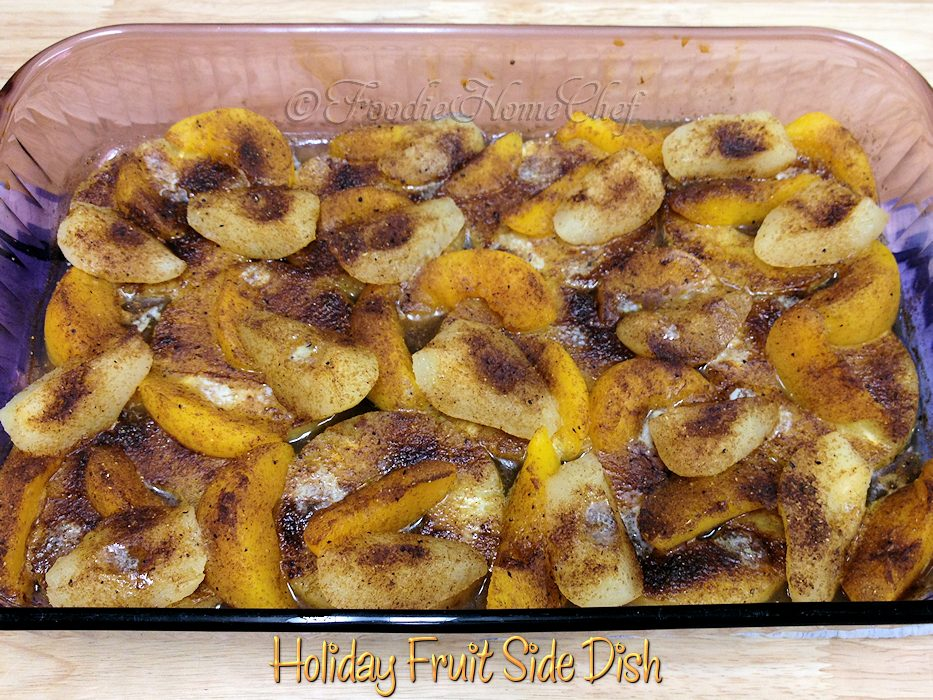 Holiday Fruit Side Dish