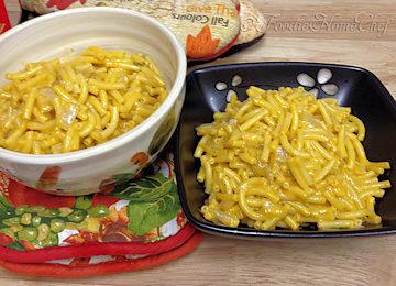 Speedy Gonzales Mac & Cheese