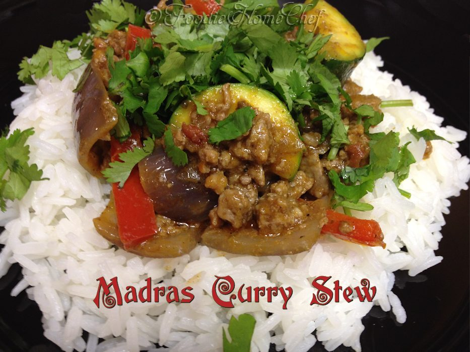 Madras Curry Stew
