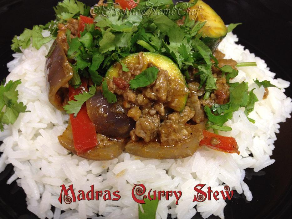 Madras Curry Stew