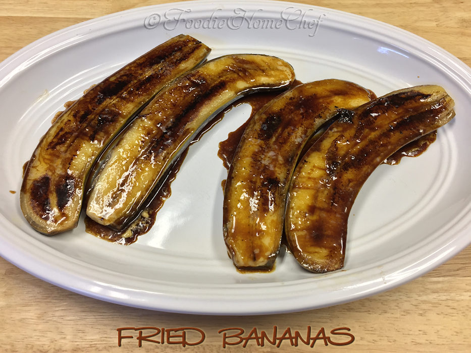 Fried Bananas