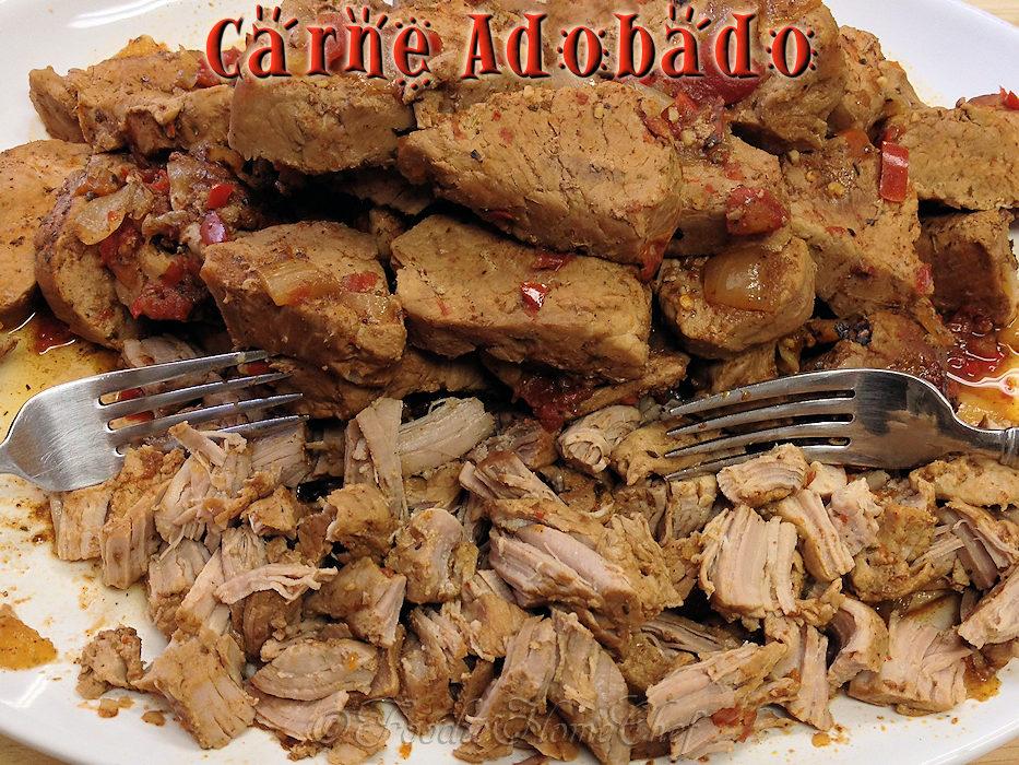 Carne Adobado