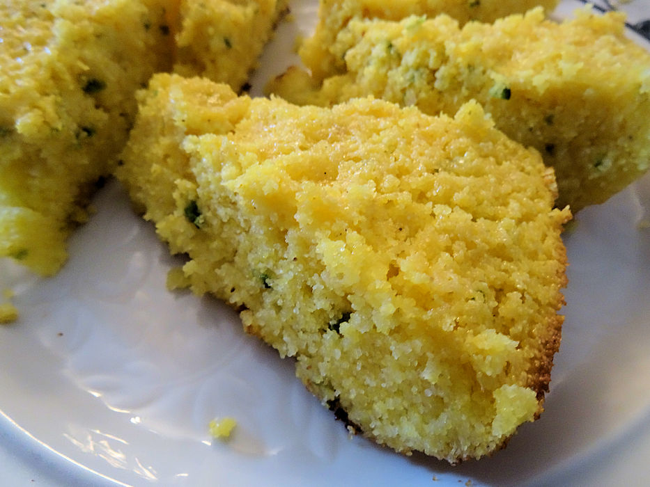 Pepper Cornbread