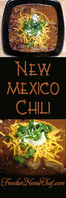 New Mexico Chili - Just about everyone who has created their own #chili recipe, fusses over it, tweaks it over many years & keeps it a secret. Mine is no different... I started creating this recipe in the mid 1970's & have changed it many times over the years. Now I'm going to share my Signature Chili Recipe with you... enjoy! --------- #Food #Cooking #Recipe #Recipes #Cuisine #GreatFood #HomeCooking #ComfortFood #ChiliRecipes #MexicanFood #MexicanRecipes #Stews #StewRecipes #SpicyRecipes