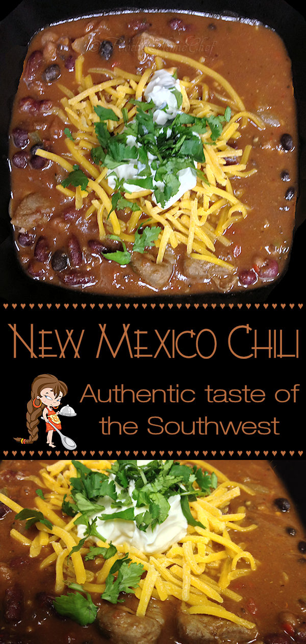 New Mexico Chili - Anyone who creates their own homemade chili recipe, fusses over it, tweaks it over many years & keeps it a secret. I created this recipe in the mid 1970's & have changed it many times over the years. Now I'm going to share my Signature New Mexico Chili Recipe with you... enjoy! --------- #Chili #ChiliRecipe #MexicanFood #MexicanRecipes #Stews #StewRecipes #NewMexico #Food #Cooking #Recipe #Recipes #FoodieHomeChef