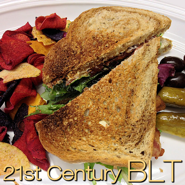 21st Century BLT - You're gonna love this healthier, guilt free version of your standard BLT fit for the 21st century. Includes a quick recipe for Sriracha mayonnaise if you want to add a bit of a kick to the sandwich! ---------  #BLTSandwich #BLT #BLTRecipes #Sandwiches #SandwichRecipes #SrirachaMayo #SrirachaMayonnaise #HealthyRecipes #Food #Cooking #Recipes #Recipe #FoodieHomeChef