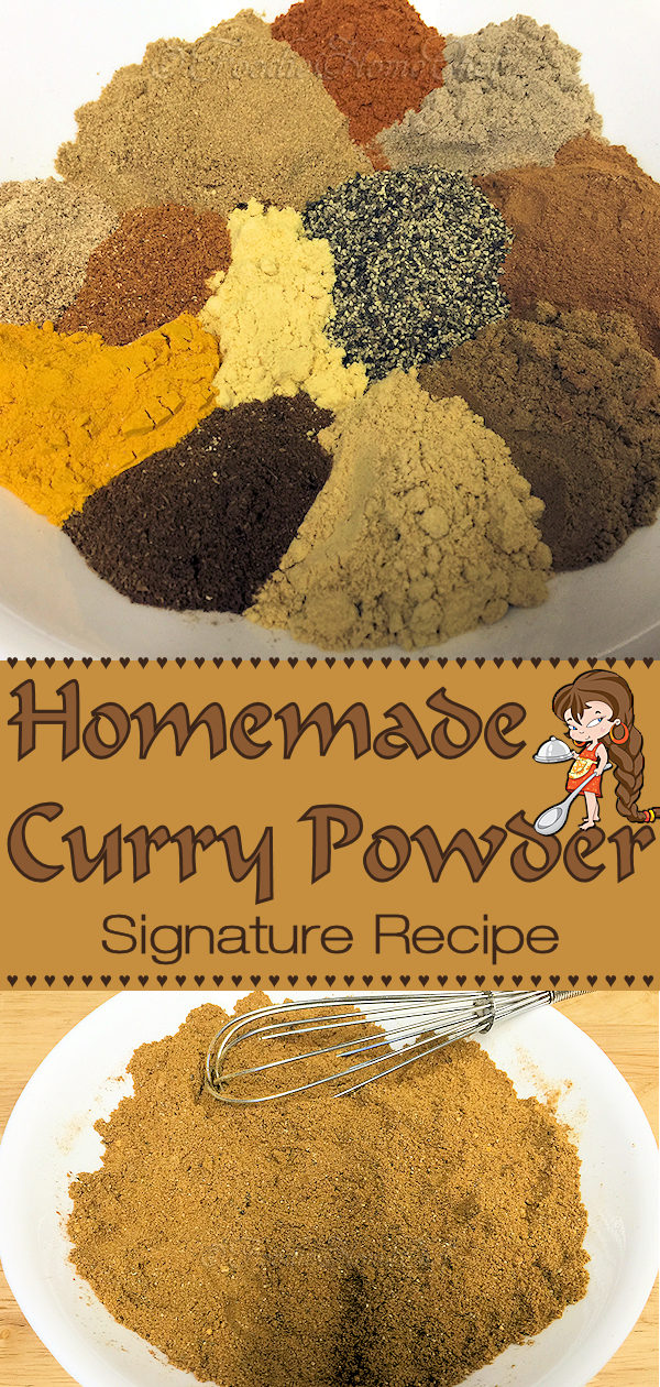 It's a good idea to make your own spice blends, so you're assured that only the finest ingredients are used. Not only that, you'll save loads of money! My original curry powder recipe is easy to make, tastes extremely better than curry powder you buy in supermarkets & can be used in any recipe that calls for curry powder. --------- #HomemadeCurryPowder #CurryPowder #CurryPowderRecipe #IndianCurryPowder #SpiceBlends #SeasoningBlends #IndianCooking #Food #Cooking #Recipes #Recipe #FoodieHomeChef