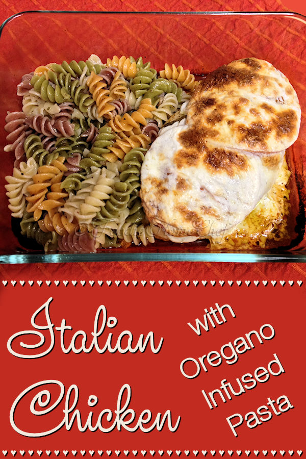 This fabulous, mouthwatering chicken dinner will quickly become a favorite in your house. It's really easy to prepare & you can do it in advance for busy weekdays. A big plus is that the cleanup is minimal... I'm sure you'll want to make this over & over again! --------- #ItalianChicken #ItalianFood #ItalianRecipes #Chicken #ChickenRecipes #Pasta #PastaRecipes #Food #Cooking #Recipes #Recipe #FoodieHomeChef