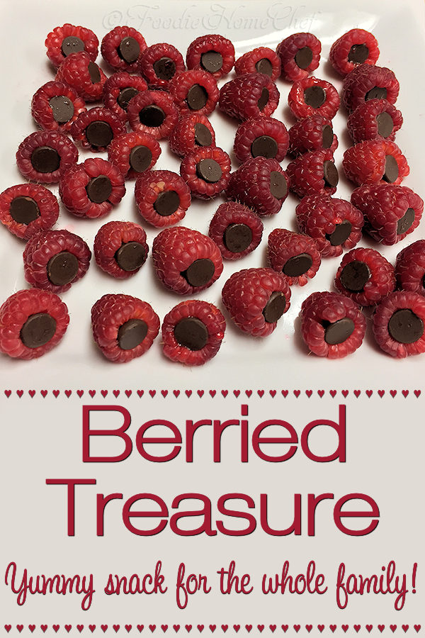 Warning... addictive! Raspberries & dark chocolate are 2 superfoods, so you don't have to feel guilty serving this fun, healthy snack or dessert. It's so easy to make & the kids will love to help. Perfect for Valentine's Day or a romantic date night dessert. --------- #Raspberries #Fruit #FruitRecipes #Dessert #Snacks #SnackRecipes #Chocolate #HealthyRecipes #HealthyDesserts #Valentine'sDay #DateNightDessert #Food #Cooking #Recipes #Recipe #FoodieHomeChef