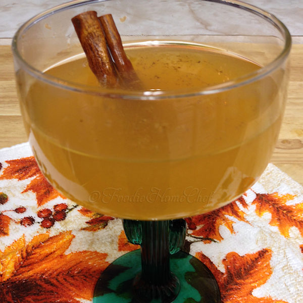 When it's chilly outside this hot mulled apple cider will get you feeling all warm & comfy. My special blend of aromatic soothing spices & fruit will make your kitchen smell divine! This apple cider also makes a delicious, refreshing cold drink on a hot summer day. --------- #AppleCider #Cider #CiderRecipes #MulledAppleCider #HotCider #AppleRecipes #FruitRecipes #WinterBeverages #HealthyRecipes #CrockpotRecipes #Food #Cooking #Recipes #Recipe #FoodieHomeChef