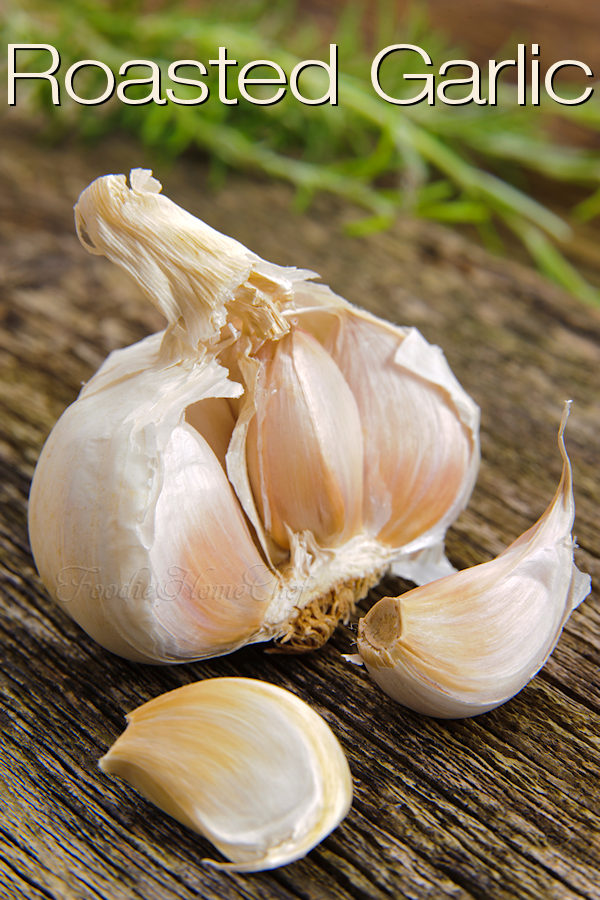 Roasted garlic tastes very different from raw garlic, even garlic haters adore it! I've tried every way of roasting garlic & found this way is the best, gives consistent results & no burning! I make & freeze large batches, so I always have it on hand to use in a variety of recipes... the uses are endless! --------- #RoastedGarlic #RoastGarlic #OvenRoastedGarlic #GarlicRecipes #HowToRoastGarlic #VegetarianRecipes #VeganRecipes #HealthyRecipes #Food #Cooking #Recipes #Recipe #FoodieHomeChef