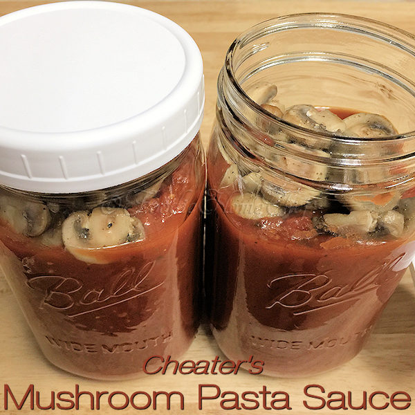 It's seriously pathetic how few mushrooms there are in premade Mushroom Pasta Sauces these days. I remember in the 1990's & before, you could actually see large mushroom chunks in the sauce. So because I love mushrooms in my Pasta Sauce, I fry up some mushrooms & add it to the sauce myself... Yummy! --------- #MushroomPastaSauce #PastaSauce #PastaSauceRecipes #ItalianFood #ItalianRecipes #ComfortFood #Food #Cooking #Recipes #Recipe #FoodieHomeChef