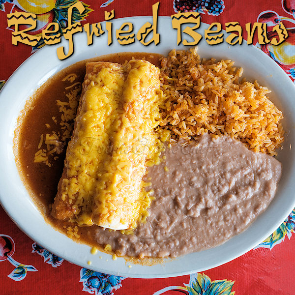 Refried Beans aren't just for serving with Mexican dishes. They also make a great addition to Nachos, inside Burritos, Tacos, Quesadillas & more... and if that wasn't enough you can serve Refried Beans cold as Bean Dip with tortilla chips at your next party or Game Day party & watch them disappear! --------- #RefriedBeans #RefriedBeansRecipe #MexicanFood #MexicanRecipes #SideDishes #Dip #DipRecipes #BeanDip #CincodeMayo #GameDay #GameDayRecipes #Food #Cooking #Recipes #Recipe #FoodieHomeChef  <BR><BR>Pin Me!<br /> <img src=