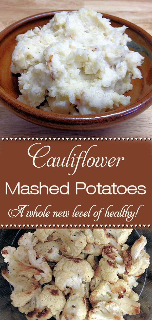 Bring your mashed potatoes to a healthier, more nutrient filled level by making Cauliflower Mashed Potatoes from Foodie Home Chef. The kids will go crazy for this, as will everyone in your family! | Foodie Home Chef @FoodieHomeChef --------- #CauliflowerMashedPotatoes #MashedPotatoes #PotatoRecipes #CauliflowerRecipes #SideDishRecipes #HealthyRecipes #ThanksgivingRecipes #ChristmasRecipes #FoodieHomeChef