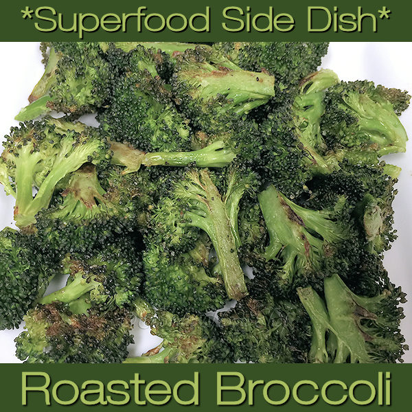 If you roast broccoli, as opposed to cooking it any other way, you'll retain all the nutrients & health benefits from this superfood. There are some people who hate broccoli, but once they taste it roasted, many (even the kids) change their minds & start eating it regularly! #RoastedBroccoli #Broccoli #BroccoliRecipes #RoastedVegetables #SideDish #SideDishRecipes #VegetarianRecipes #VeganRecipes #Vegetables #HealthyRecipes #Superfood #SheetPanRecipes #foodiehomechef @foodiehomechef