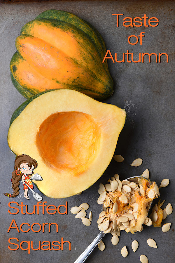 Stuffed Acorn Squash by Foodie Home Chef is a healthy, tasty side dish that will help you ring in the fall & holiday season. Loaded with superfoods this stuffed acorn squash also makes a fabulous vegan lunch or light dinner you'll want to serve all year long. Stuffed Acorn Squash | Roasted Acorn Squash | Side Dish Recipes | Vegan Recipes | Healthy Recipes | Holiday Recipes | Thanksgiving Recipes | Christmas Recipes | Lunch Recipes | Dinner Recipes | #foodiehomechef @foodiehomechef
