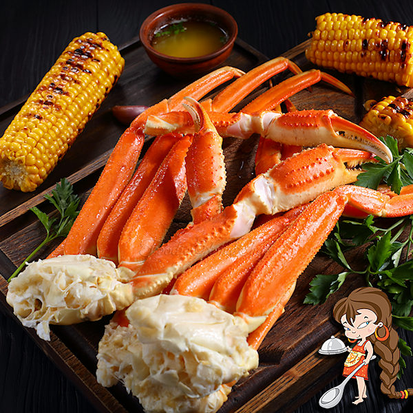 This Snow Crab Legs recipe by Foodie Home Chef shows you just how quick & easy it is to make Snow Crab at home, you'll wonder why you've never done it before! Buy them in the seafood dept at your local grocery store. Look for them to go on sale, buy in bulk, keep in the freezer & save big bucks! Bonus recipe for Homemade Ghee included. Snow Crab Legs   Snow Crab Recipes   Crab Recipes   Seafood Recipes   How to Make Ghee   Ghee Recipes   Clarified Butter Recipes   #foodiehomechef @foodiehomechef